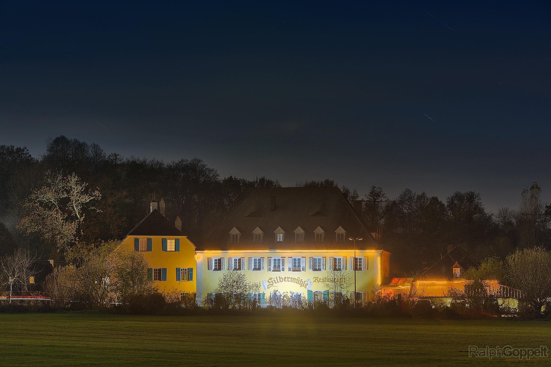 Unser Vereinslokal - Silbermühle Weißenburg