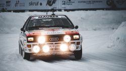Audi.......Quattro